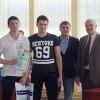 VENTILATION SYSTEMS awards the intellectual challenge winners