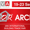We would be happy to meet you at the exhibition FOR ARCH 2017 (Prague, Czech Republic)