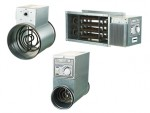 New electric NK heaters with integrated temperature control