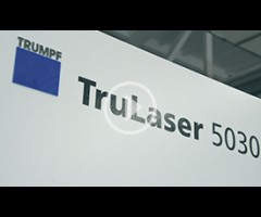 VENTS updates production equipment fleet - TRUMPF TruLaser 5030