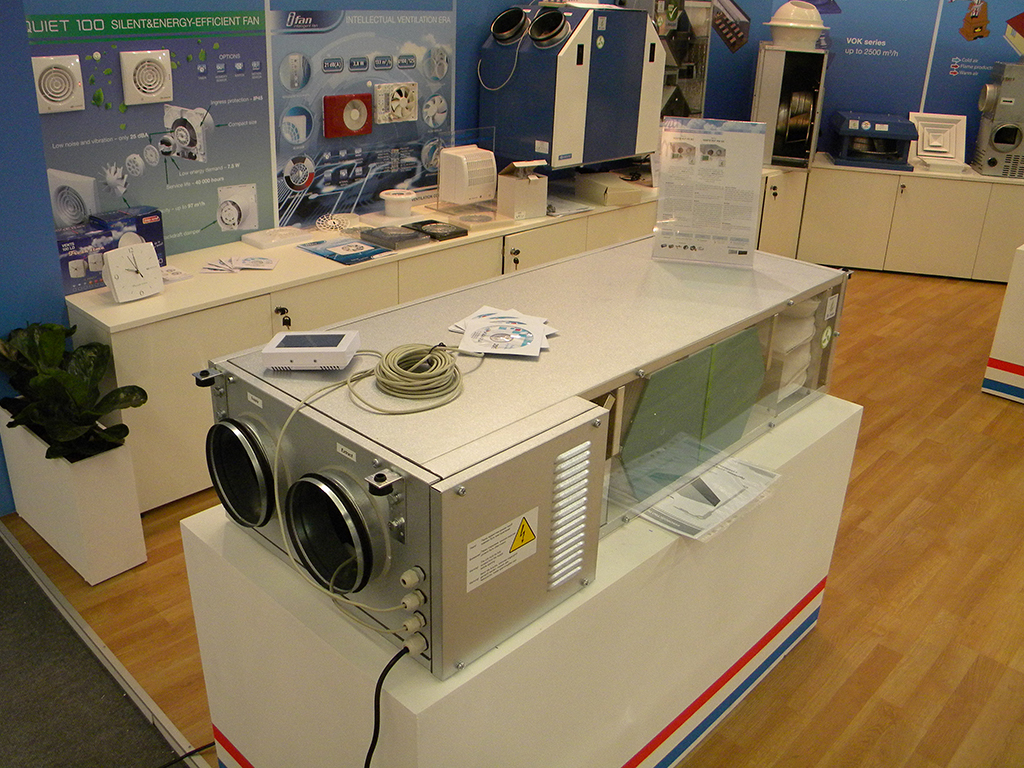 The 5th Vents Exhibition At Ish 2013 Germany 171 Blog