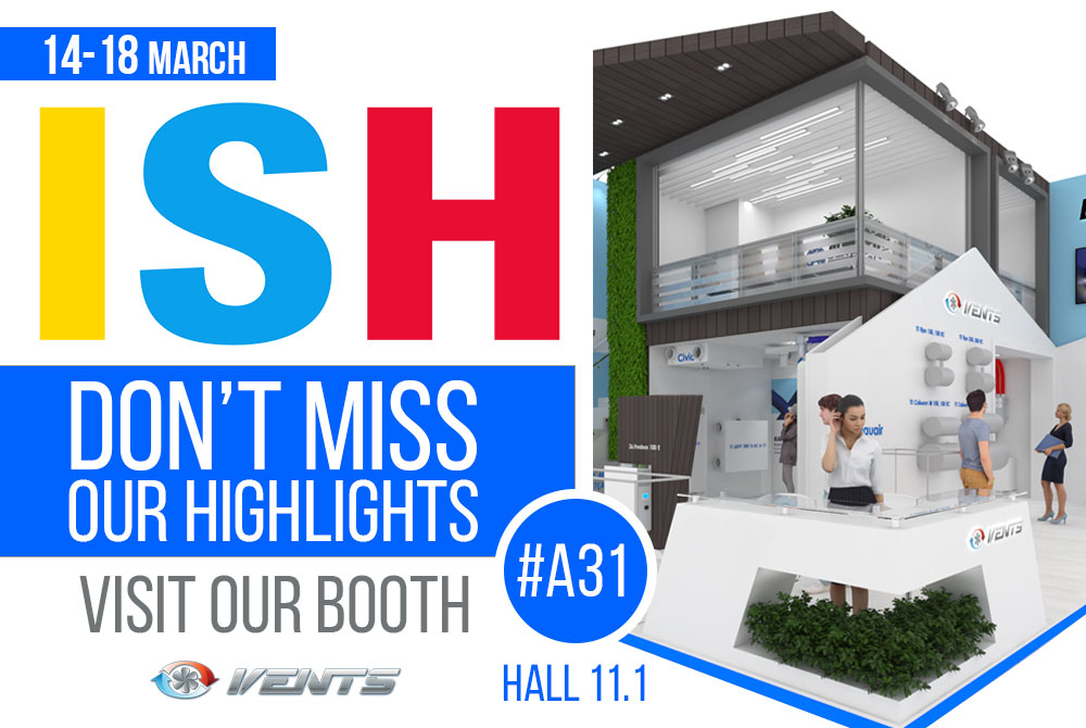 Don T Miss Our Highlights At The Exhibition Ish 2017 Blog Ventilation Systems Vents,Bedroom Closet Open Wardrobe Ideas For Small Bedrooms