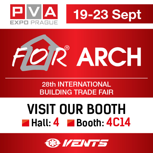 VENTS at FOR ARCH 2017