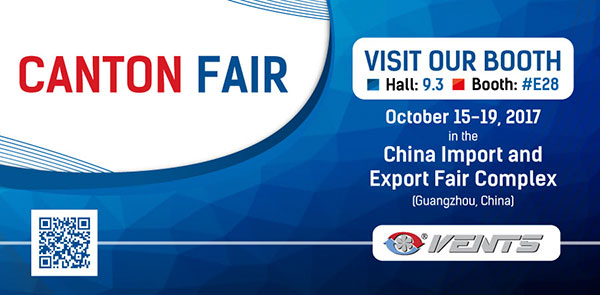 Exhibition Stand Invitation : We would be happy to meet you at the exhibition canton