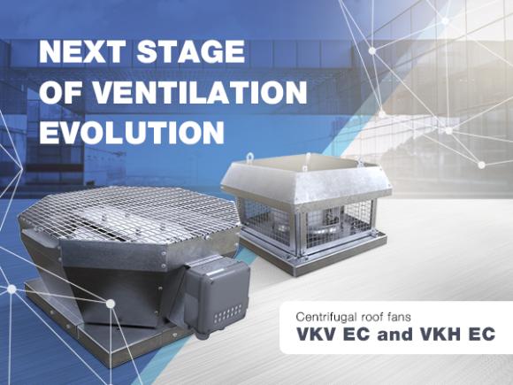 Next stage of ventilation evolution