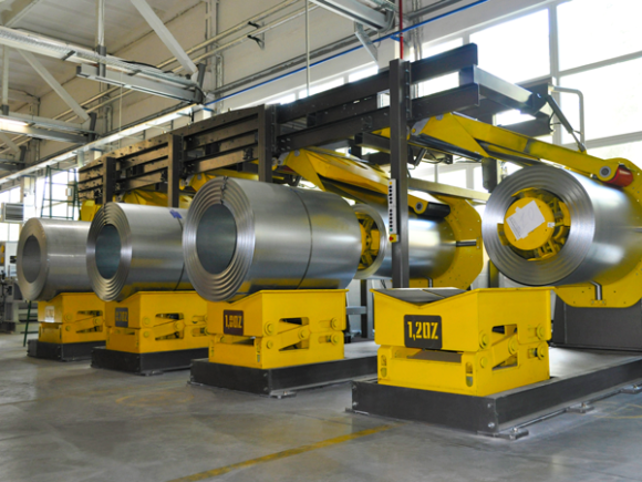 VENTS commissions a one-of-a-kind production line
