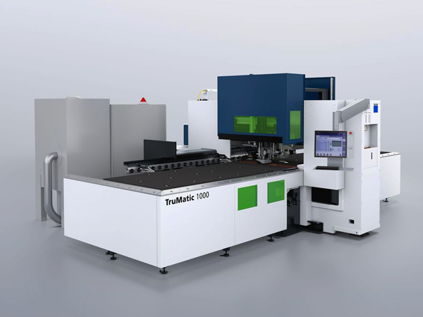 One machine – two technologies